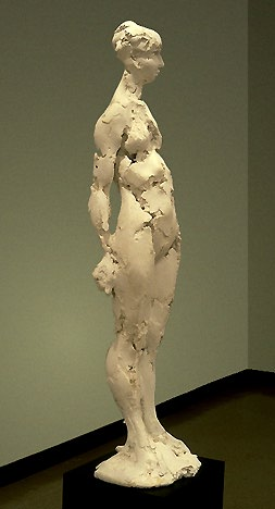 Standing Figure VII - Front Right View