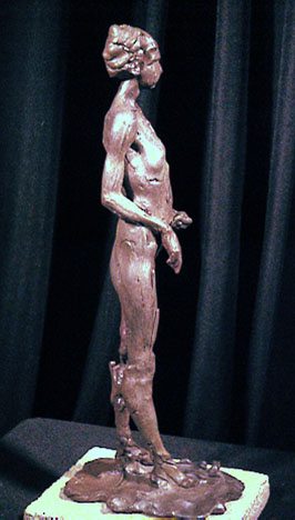 Standing Figure XIII - Right View