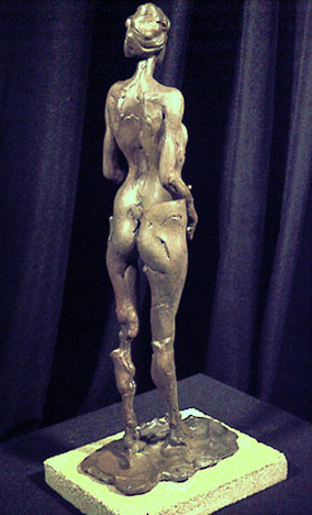 Standing Figure XII - Back View