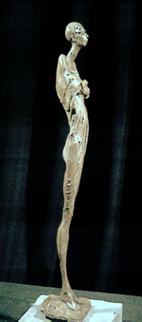 Standing Figure XIV - Right Side View