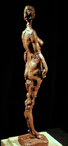 Standing Figure XV - Right View
